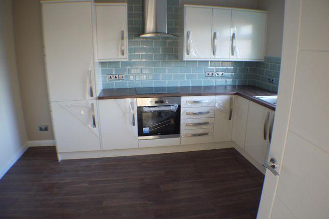 Thumbnail Maisonette to rent in Rycroft Avenue, Deeping St. James, Peterborough