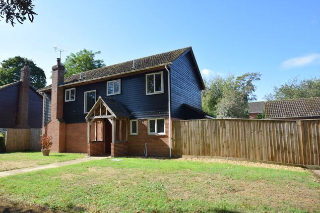 Thumbnail Detached house for sale in St. Albans, Fordham Road, Newmarket