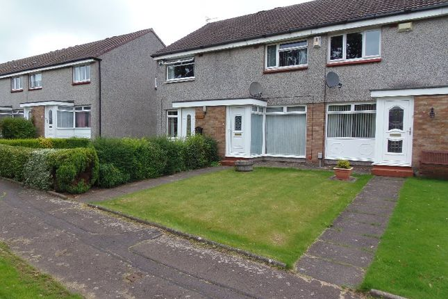 Thumbnail Terraced house to rent in Buchanan Ave, Bishopton, Renfrewshire