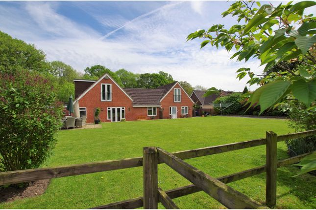 Thumbnail Detached house for sale in Lyndhurst Road, Salisbury