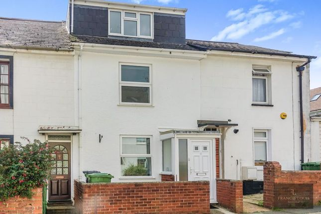 Thumbnail Terraced house to rent in Oakfield Street, Heavitree, Exeter