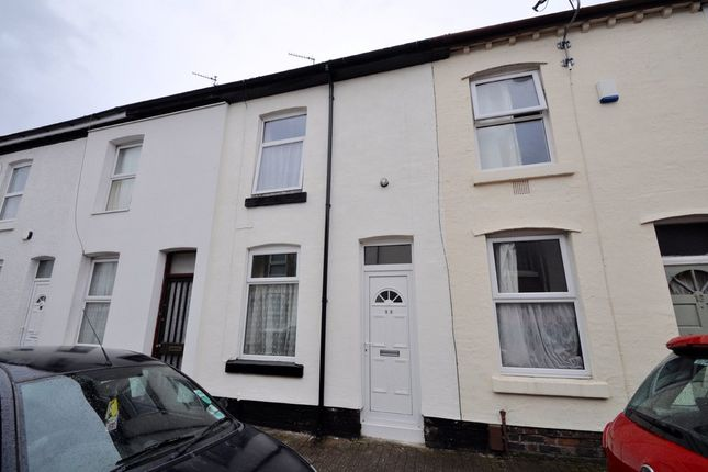 Thumbnail Terraced house for sale in Menai Street, Birkenhead