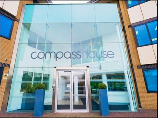 Office to let in Compass House Chivers Way, Cambridge, Cambridgeshire