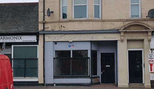 Thumbnail Retail premises to let in Grahams Road, Falkirk
