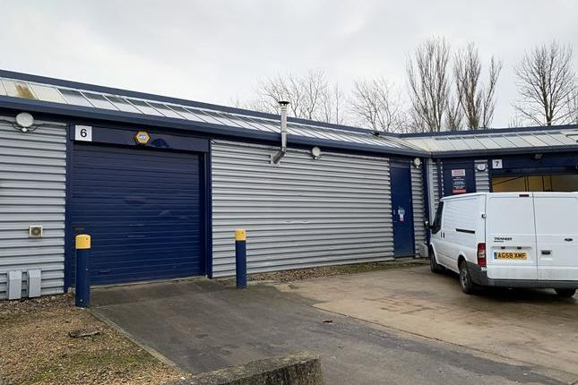 Thumbnail Light industrial to let in Unit 6, Saffron Court, Southfields Industrial Park, Laindon, Basildon, Essex