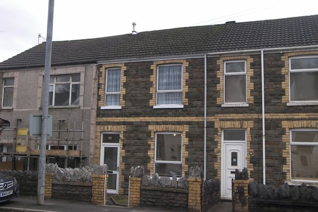 Thumbnail Terraced house to rent in New Road, Neath Abbey, Neath