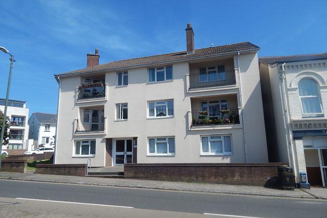 Thumbnail Flat to rent in Warbro Road, Torquay