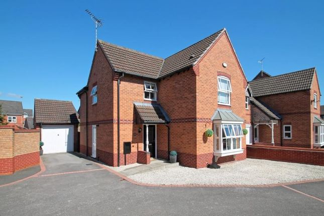 4 bed detached house for sale in Windrush Road, Hilton