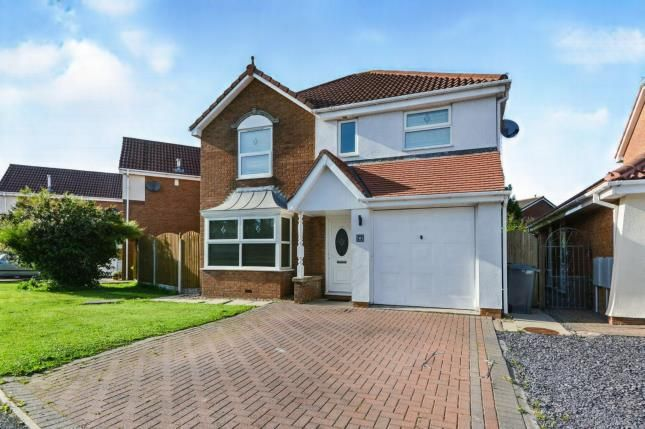 Thumbnail Detached house for sale in Cathedral Drive, Heaton With Oxcliffe, Morecambe, Lancashire