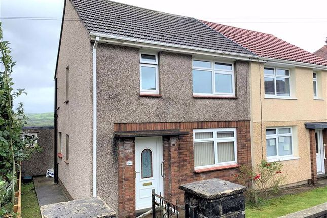 2 bed semi-detached house for sale in Lon Heddwch, Clydach, Swansea SA6