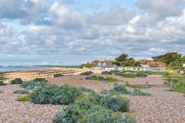 Beach of Florida Close, Ferring, Worthing BN12