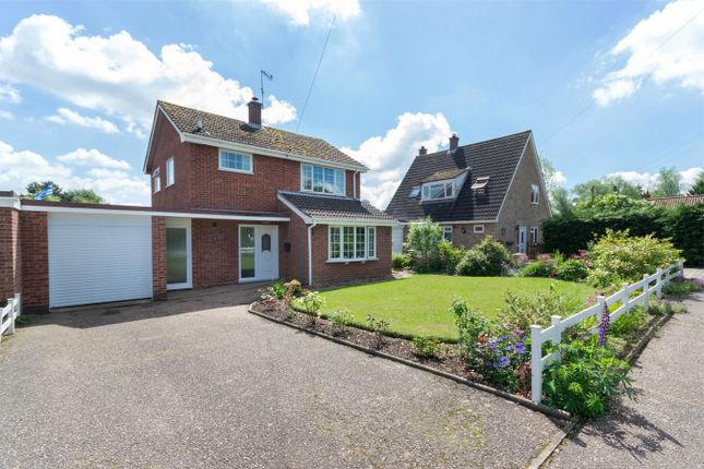 Thumbnail Detached house for sale in Wensum Drive, North Elmham, Dereham