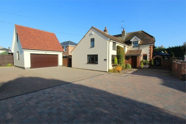 Thumbnail Detached house for sale in Mersea Road, Langenhoe, Colchester, Essex
