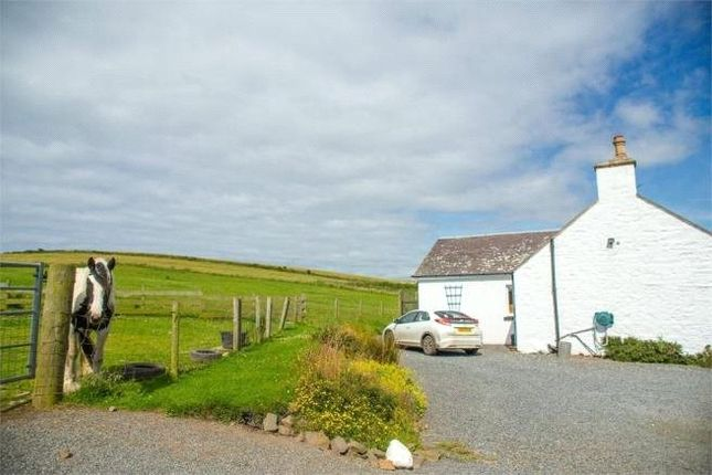 Thumbnail Cottage for sale in Kirkcolm, Stranraer, Dumfries And Galloway