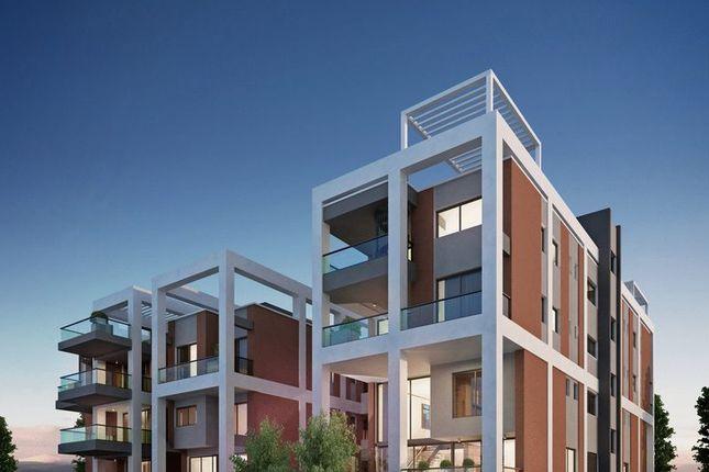 Thumbnail Apartment for sale in Agios Athanasios, Cyprus