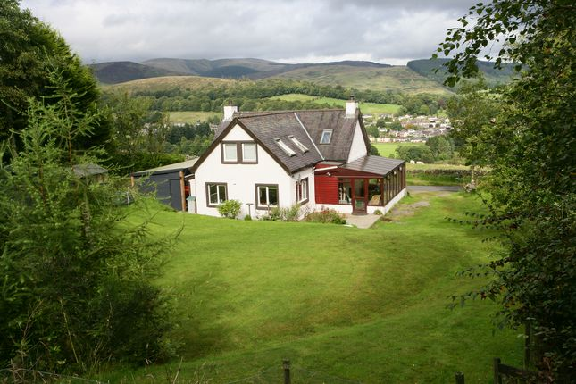Thumbnail Detached house for sale in Chapelbrae, Moffat