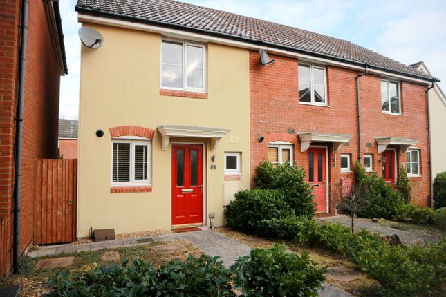 Thumbnail End terrace house for sale in Wood Lane, Cae Penderyn, Merthyr Tydfil