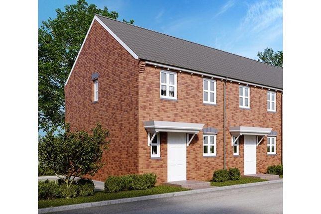 2 bedroom semi-detached house for sale in 2-Bedroom House, 23 Stanier Drive, Swadlincote, Hartshorne, Derbyshire