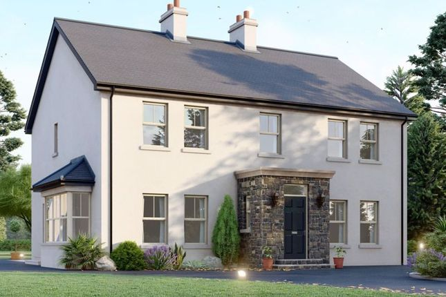 Thumbnail Detached house for sale in Glencrew Road, Aughnacloy