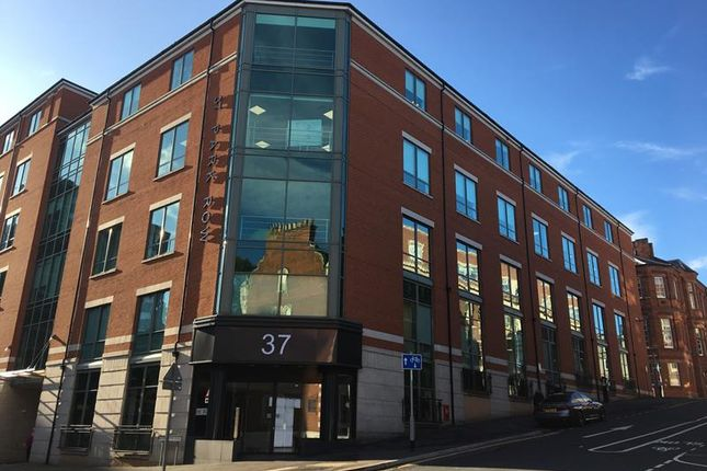 Thumbnail Office to let in 37 Park Row, Nottingham, Nottinghamshire