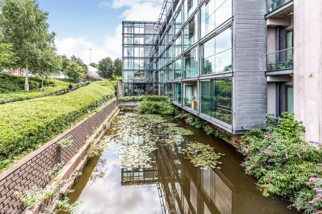Waterside of Worsley Street, Manchester, Greater Manchester M15