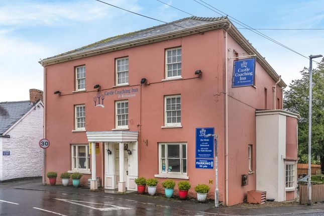 Thumbnail Retail premises for sale in Trecastle, Powys
