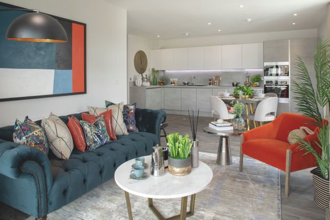 Thumbnail Flat for sale in Highbridge Road, Barking