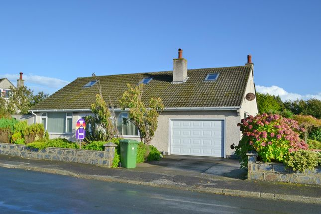 Thumbnail Bungalow for sale in Grammah Avenue, Port Erin, Isle Of Man