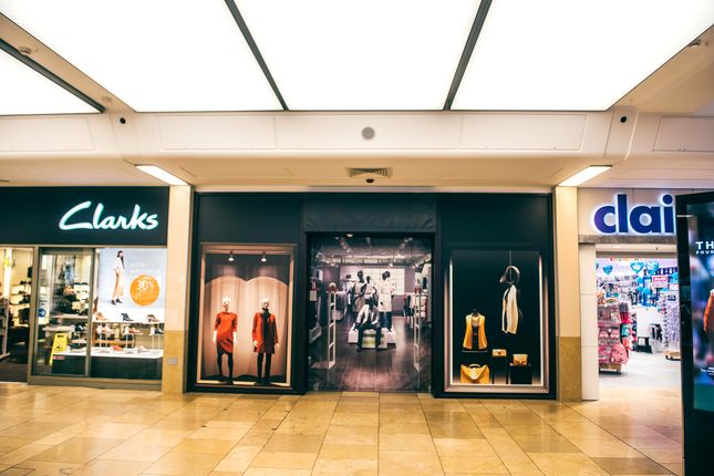 Retail premises to let in Cathedral Walk, Cardiff