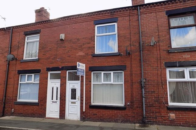 Thumbnail Terraced house to rent in Robinson Street, Horwich, Bolton