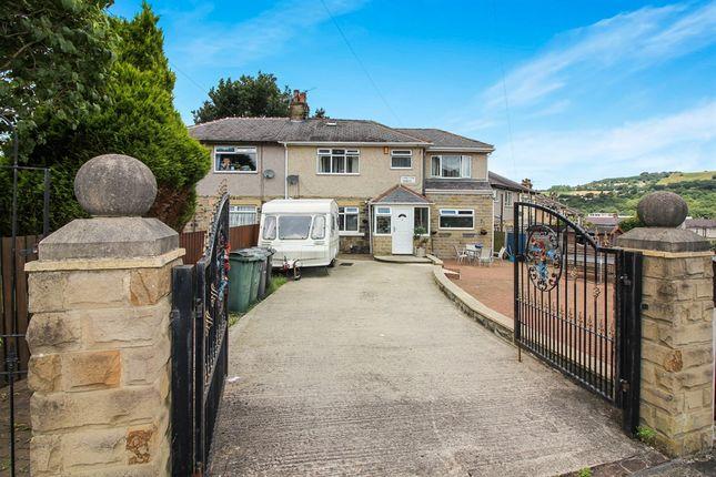 Thumbnail Semi-detached house for sale in Carlton Walk, Shipley