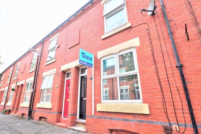 External of Jones Street, Salford M6