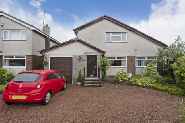 Thumbnail Detached house for sale in De Morville Place, Beith, North Ayrshire