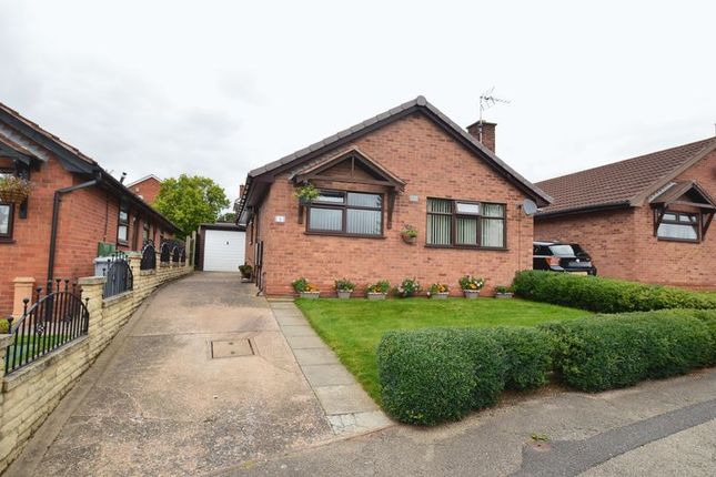 Thumbnail Detached bungalow for sale in Jeacock Drive, Rainworth, Mansfield