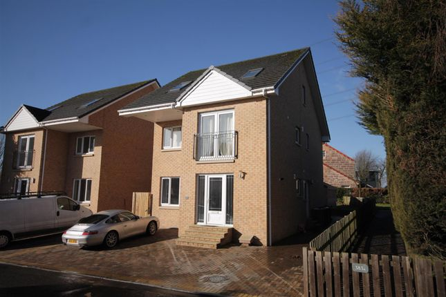 Thumbnail Detached house for sale in Hamilton Road, Uddingston, Glasgow