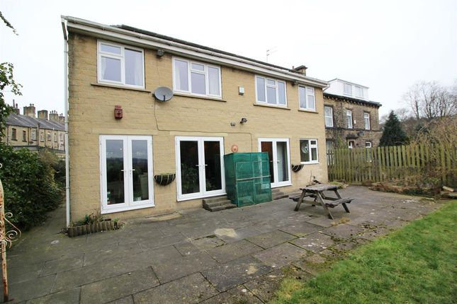 Thumbnail Detached house for sale in Beech View, Victoria Avenue, Sowerby Bridge