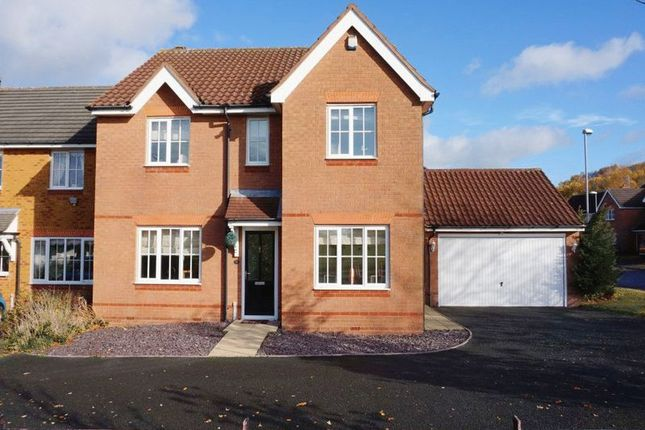 Thumbnail Detached house for sale in Palomino Close, Lightwood, Stoke-On-Trent, Staffordshire