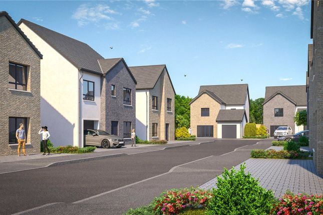 Thumbnail Detached house for sale in Carmichael Homes - Bridge Of Weir, Moss Road, Bridge Of Weir