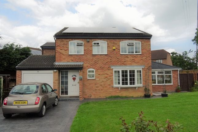 Thumbnail Detached house to rent in Woodthorpe Glades, Sandal, Wakefield