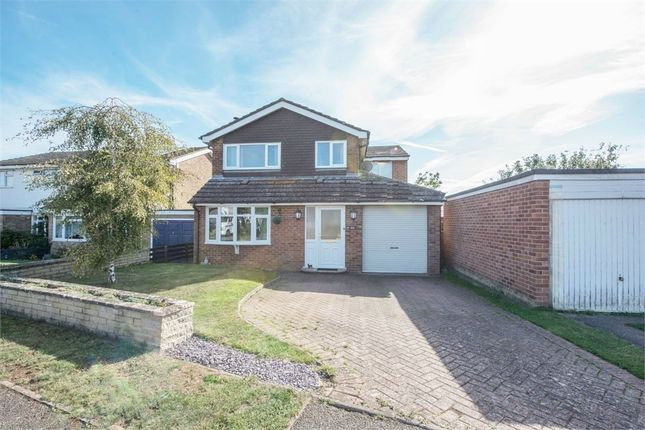 Thumbnail 4 bed detached house for sale in Glebe Road, Deanshanger, Milton Keynes, Northamptonshire
