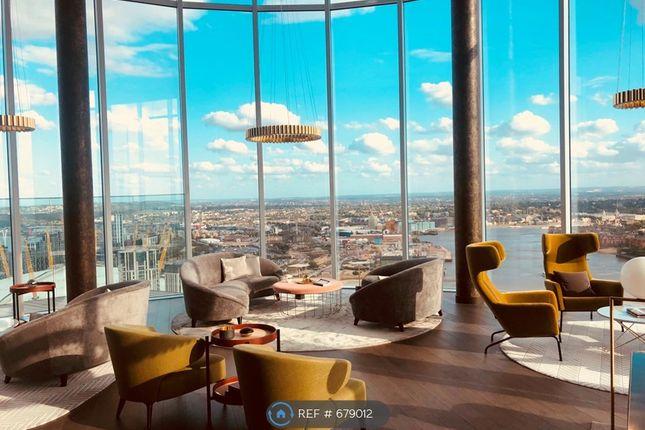 Sky Lounge of Charrington Tower 11 Biscayne Avenue, London E14