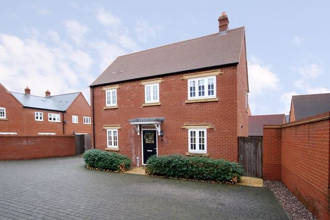 4 bed detached house for sale in Gallipoli Drive, Brackley NN13