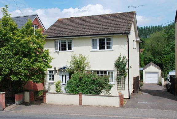 Thumbnail Detached house for sale in High Street, Newton Poppleford, Sidmouth