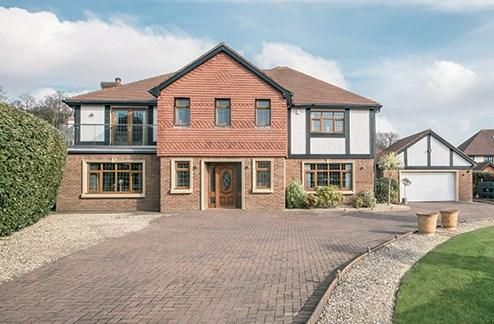 Thumbnail Detached house for sale in Lucerne Court, Douglas, Isle Of Man