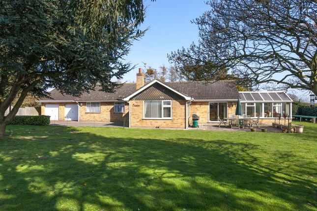 Thumbnail Detached bungalow for sale in Flixton Road, Blundeston, Lowestoft
