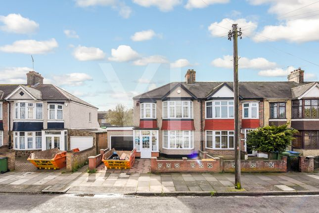 Thumbnail Semi-detached house for sale in Blithdale Road, Abbey Wood