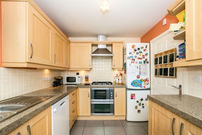 Kitchen of Pedley Way, Bedford MK41