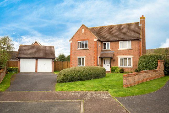 Thumbnail Detached house for sale in Miller Close, Godmanchester, Cambridgeshire