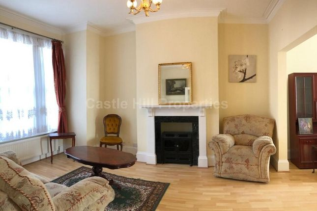 Thumbnail Semi-detached house to rent in Argyle Road, West Ealing, London.