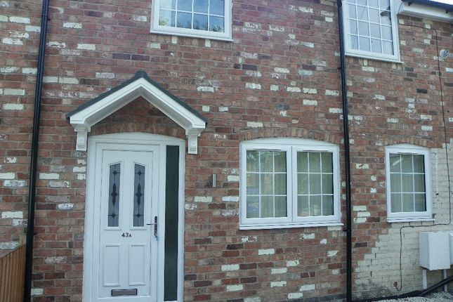 2 bed terraced house to rent in Earlsdon Street, Earlsdon, Coventry
